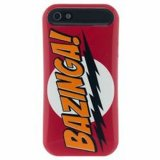 Big Bang Theory Bazinga Iphone 5 Cell Phone Case