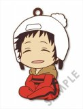 All Out!! Hachiouji Mutsumi Rubber Paja Chara Phone Strap