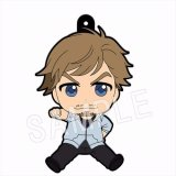 Yuri on Ice Emil Nekola Petanko Rubber Phone Strap