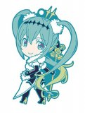 Vocaloid Racing Miku Alternate Side Visual Ver. GT Project Rubber Strap