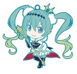 Vocaloid Racing Miku Rd.1 Support Ver. GT Project Rubber Strap