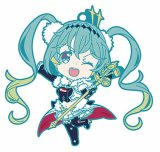 Vocaloid Racing Miku Rd.2 Support Ver. GT Project Rubber Strap