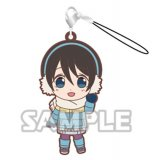 Yuru Camp Saitou Ena Rubber Phone Strap