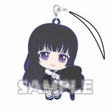 Bang Dream Shirokane Rinko Holding Item Glitter Ver. Rubber Phone Strap