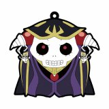 Overlord Ainz Ooal Gown Rubber Phone Strap
