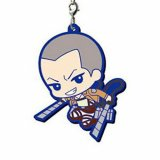 Attack on Titan Connie Rubber Phone Strap