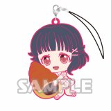 Bang Dream Ushigome Rimi Holding Pastry Poppin'Party Phone Strap