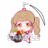 Bang Dream Ichigaya Arisa Holding Dessert Poppin'Party Phone Strap
