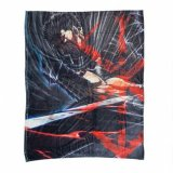 Berserk Guts Microfiber Fleece Blanket