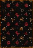 Fate Extra Symbols Microfiber Prize Throw Blanket