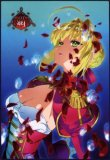 Fate Extra Saber Microfiber Prize Throw Blanket