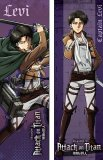Attack on Titan Levi Ackerman 4' Body Pillow