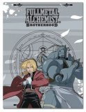 Fullmetal Alchemist Ed and Al Fleece Throw Blanket