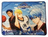 Kuroko's Basketball Group Fleece Throw Blanket