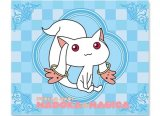 Puella Magi Madoka Magica Kyubey Fleece Throw Blanket