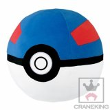 Pokemon 14'' Great Ball Pokeball Banpresto Prize Plush