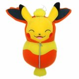 Pokemon 10'' Flareon Nebukuro Collection Banpresto Prize Plush