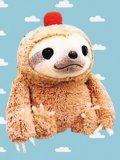 Namakemono no Mikke 15'' Brown Sloth Amuse Prize Plush