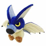 Monster Hunter World 8'' Legiana Plush