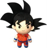 Dragonball Z Super 8'' Goku Dot Eyes Ver. Plush Doll