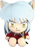 Inu Yasha 8'' Sitting Plush