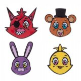 Five Nights at Freddy's 4 Pin Set