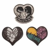 The Nightmare Before Christmas 3 Lapel Pin Set