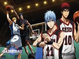 Kuroko's Basketball Group 33'' x 43'' Cloth Poster