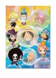 One Piece Bubbles Chibi Group 520 Piece Jigsaw Puzzle
