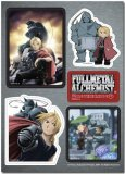 Fullmetal Alchemist Brotherhood Sticker Set