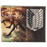 Attack on Titan Survey Corps Bifold Wallet