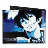 Blue Exorcist Rin and Yukio Bifold Buckle Down Wallet