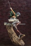 **Pre-Order**  Attack On Titan Mikasa Ackerman Renewal Package ver. ARTFX J Figure