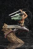 **Pre-Order**  Attack On Titan Eren Yeager Renewal Package ver. ARTFX J Figure