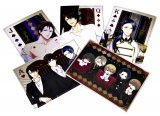 5 Playing Card Postcard Set Voltage 2021 USA Release