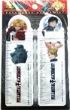 Fullmetal Alchemist Plastic Ruler Book Mark Set