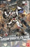 Gundam Iron Blooded Orphan Iron Blooded Orphan Barbados 6th Form Model Kit Figure