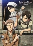 Attack on Titan Cleaning Group Wall Scroll
