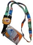 Adventure Time Finn and Jake Lanyard