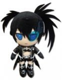 Black Rock Shooter 8'' BRS Plush
