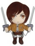 Attack on Titan 8'' Sasha Plush