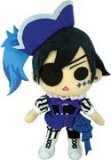 Black Butler 8'' Ciel Book of Circus Plush