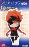 D.Gray-Man Hallow Lavi Clear Badge Pin