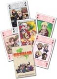 Hetalia Axis Powers World Series Poker Playing Cards