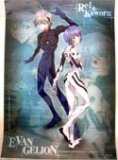 Neon Genesis Evangelion Rei and Kaworu Clear Poster
