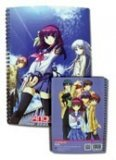 Angel Beats Spiral Notebook