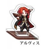 Fire Emblem Heroes 1'' Arvis Acrylic Stand Figure Vol. 7