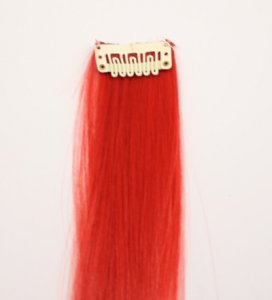 20'' Clip On Extension - Scarlet Red