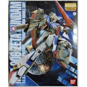 Z Gundam Zeta Gundam Ver 2.0 Master Grade MG Model Kit Figure