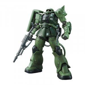 Gundam The Origin Zaku II Type C-6/R6 High Grade HG Model Kit Figure